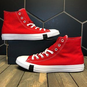 Converse Chuck Taylor All Star High Red Rush Logo